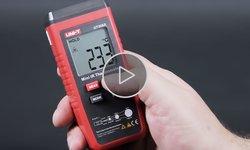 Відеоогляд інфрачервоного пірометра UNI-T UT306A