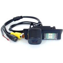Автомобильная камера заднего вида для Nissan Teana - Краткое описание