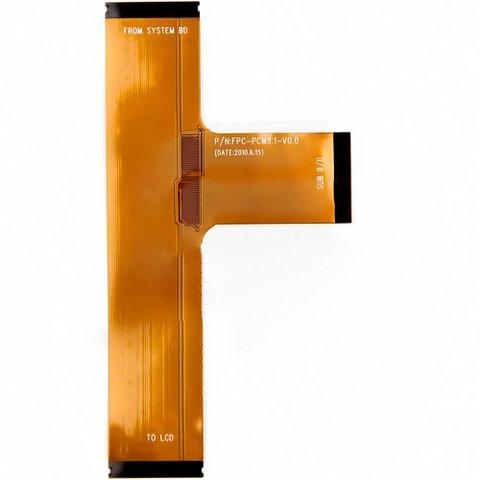 QVI шлейф для автомобільного відеоінтерфейсу для Porsche PCM 3.1 FPCABL0004