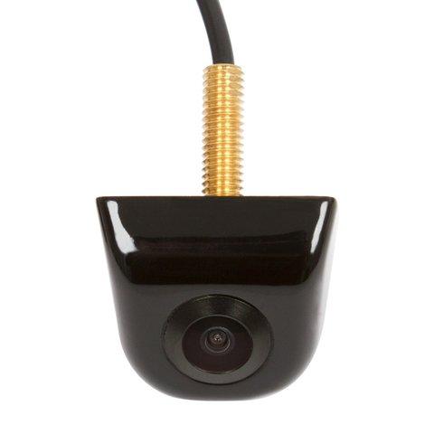 Универсальная автомобильная камера T609A черная