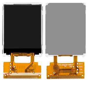 LCD for Samsung B559, E1220, E1225, E1228, E1272 Duos, E2130, E2232 Cell Phones, (Copy)