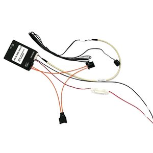Video in Motion Adapter for BMW with MOST Bus