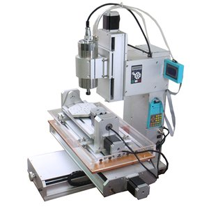 5-axis CNC Router Engraver ChinaCNCzone HY-3040 (2200 W)