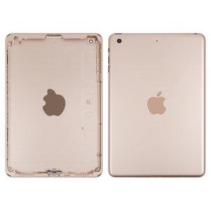 Back Cover for Apple iPad Mini 3 Retina Tablet, (golden, (version Wi-Fi))
