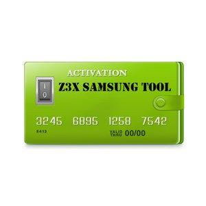 Activación Z3X Samsung PRO (sams_pro)