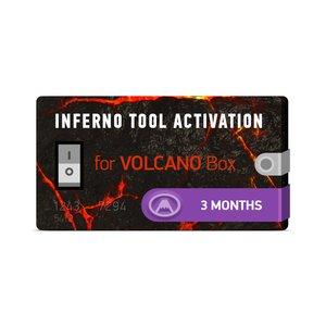 3-месячная активация Inferno для Volcano Box