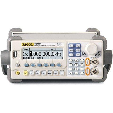 Генератор сигналов RIGOL DG1021 универсальный