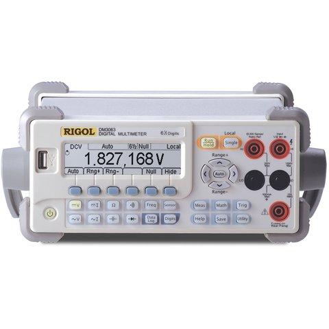Цифровой прецизионный мультиметр Rigol DM3062
