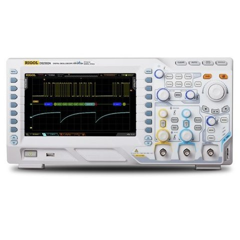 Цифровий осцилограф RIGOL DS2102A S