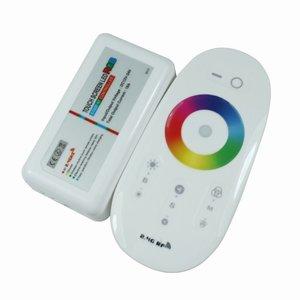 Контроллер c тачпультом HTL-025 (RGB, 5050, 3528, 216 Вт)