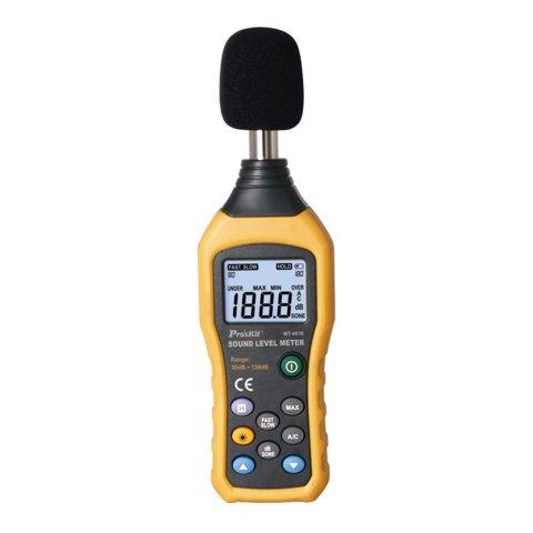 Цифровий шумомір Pro'sKit MT 4618