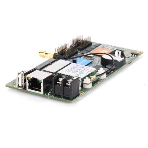 Контролер LED-дисплея Huidu HD-D10 (512×48, 384×64, з Wi-Fi-модулем)