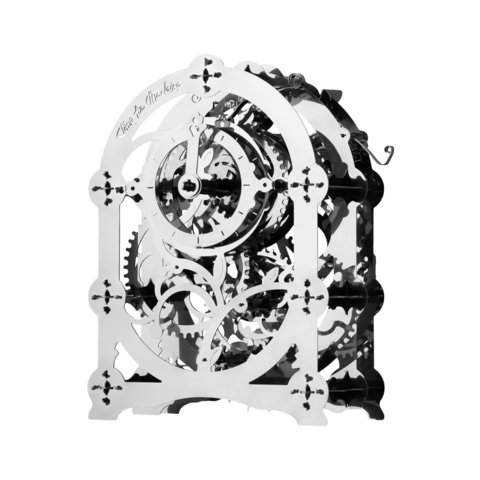 Metal Mechanical 3D Puzzle Time4Machine Mysterious Timer