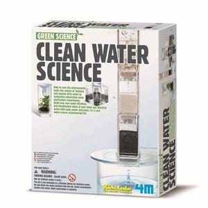 STEAM-конструктор 4M Система фільтрації води