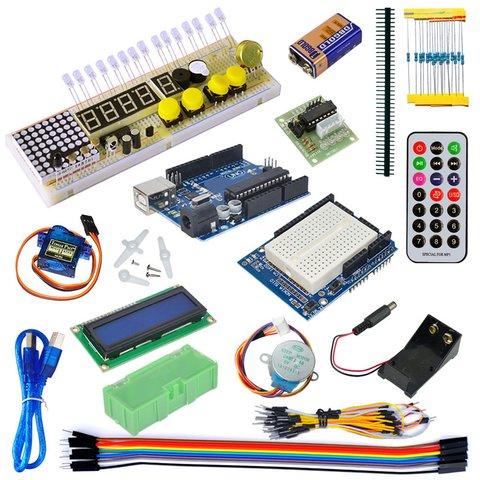 Електронний конструктор Haitronic Стартовий набір для Arduino