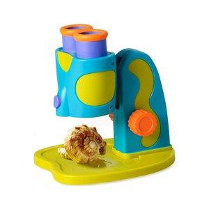 Навчальна іграшка Educational Insights серії Геосафарі: Мій перший мікроскоп