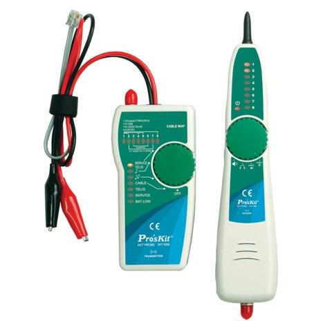 Network Toner & Probe Kit Pro'sKit MT-7068