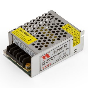 LED Strip Power Supply 12 V / 2 A (24 W)