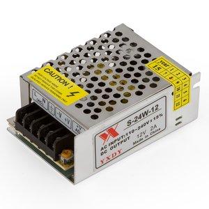 Блок питания для светодиодных лент 12 В / 2 A (24 Вт)